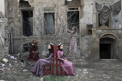 Tahmineh Monzavi, 'All About Me, Nicknamed Beauty Queen Maker II', 2014