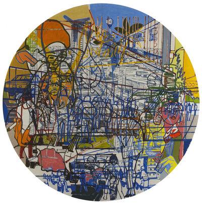 Carlo Aloe, 'Esquisses de Paysage', 1991