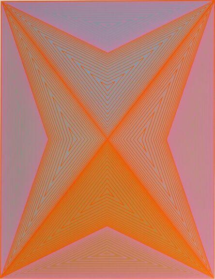 Richard Anuszkiewicz, 'Inward Eye #6, from Inward Eye', 1970