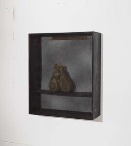 Juan Muñoz, 'Untitled (Double Terracotta) ', 1991