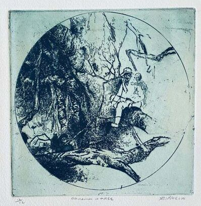 Robert Birmelin, 'Chinaman In Tree', 20th Century