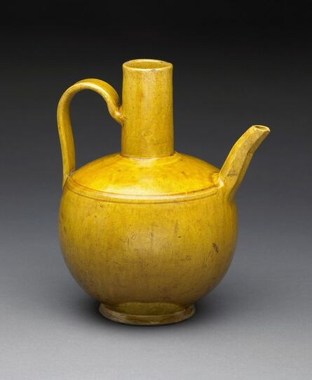 'Yellow Ewer', Liao or Song Dynasty, 10th, 11th Century