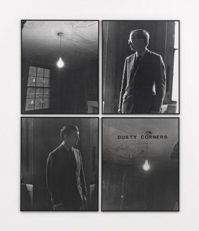 Gilbert and George, 'Dusty Corners', 1975