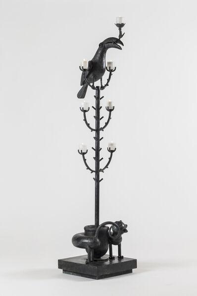Jean-Marie Fiori, 'Tall Candelabra'