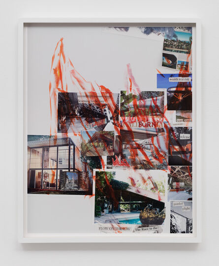Catherine Opie, 'Mural Study #5 (The Modernist)', 2016