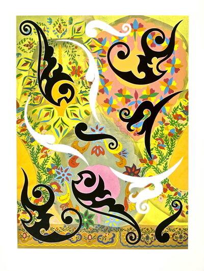 Philip Taaffe, 'Ornamental Panel Ⅲ', 2011