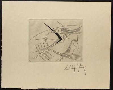 Wifredo Lam, 'Sans Titre 5801', 1958