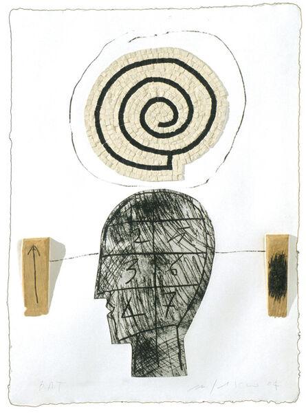 Mimmo Paladino, 'California Suite No. 7', 2004