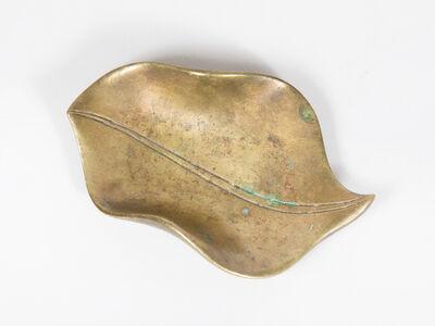Carl Auböck, 'Leaf Bowl ', ca. 1930