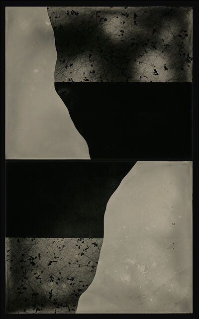 Nadezda Nikolova-Kratzer, 'Elemental Forms, Landscape Rearticulated no. 5', 2019