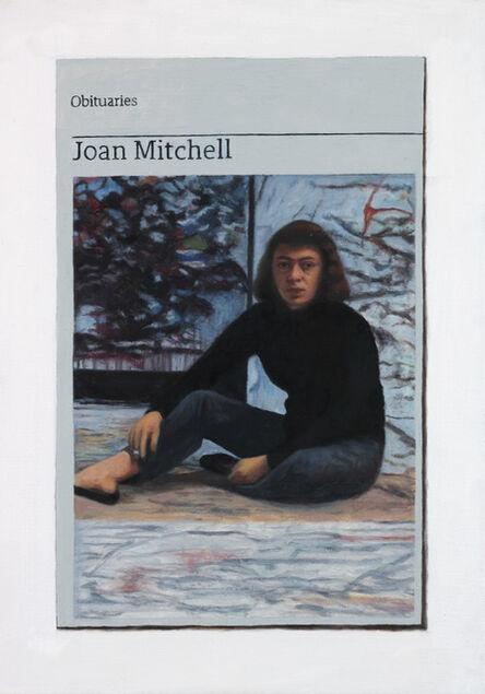 Hugh Mendes, 'Obituary: Joan Mitchell', 2017