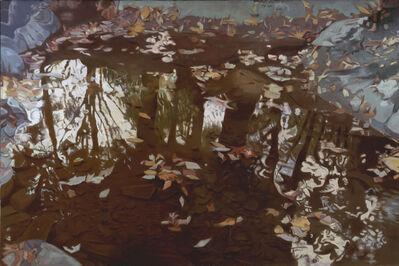 Ralph Wickiser, 'Fall Reflection', 1978