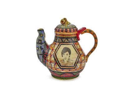 Roberto Lugo, 'Prince Teapot', 2021