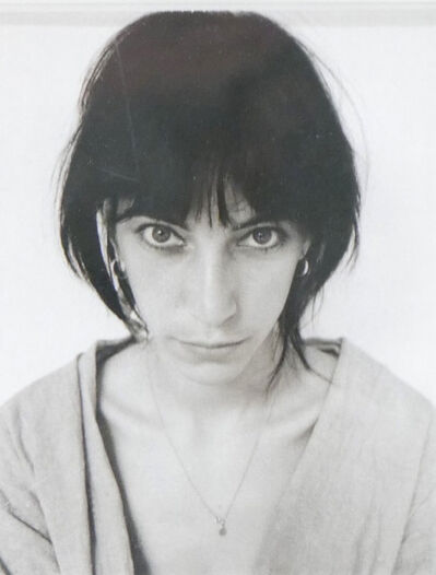 Robert Mapplethorpe, 'Patti Smith', 1973
