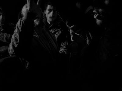 Alex Majoli, 'Scene #2135, Idomeni, Greece', 2016