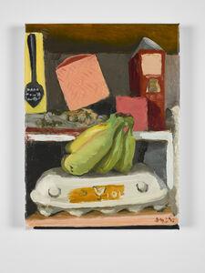 Liu Xiaodong, 'Bananas and eggs', 2018