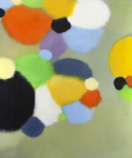 Anda Kubis, 'Spring Bloom', 2014