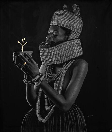 Ken Nwadiogbu, 'HRM Oba of Benin', 2018