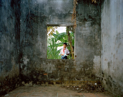 Pipo Nguyen-duy, 'Boy with Plane', 2012