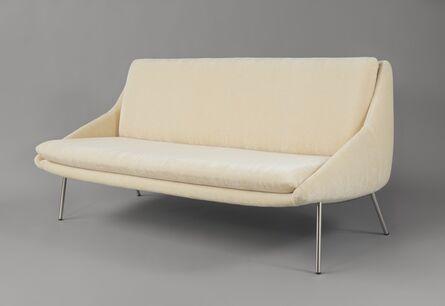 Steiner design studio, 'Sofa 800', 1958