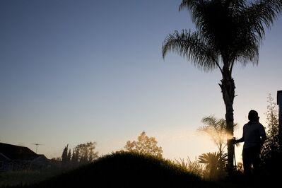 Franck Gérard, 'Meridian Street, Highland Park, Los Angeles, California.', 2014