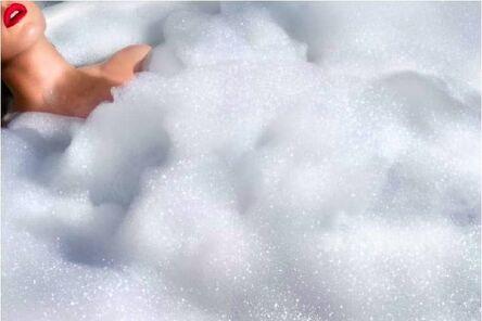 David Drebin, 'Lips In Bubbles'
