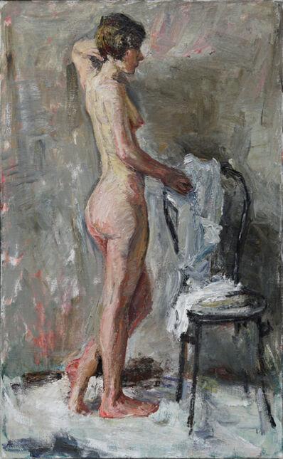Ulrich Gleiter, 'At the Studio', 2017
