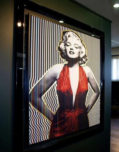 Patrick Rubinstein, 'Marilyn is so Wiggly!', 2020