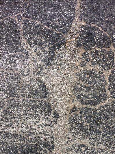Yazan Khalili, 'Cracks Remind Me of Roadkills', 2015