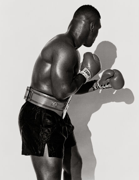 Herb Ritts, 'Mike Tyson', 1989