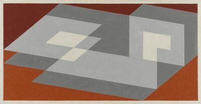 Josef Albers, 'Tenayuca', 1943