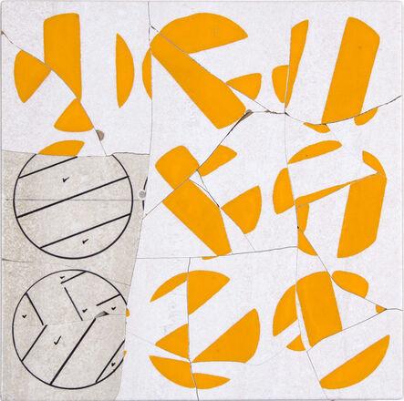 Jim Melchert, 'Jim Melchert Score and Performance Series  Yellow ', 2008