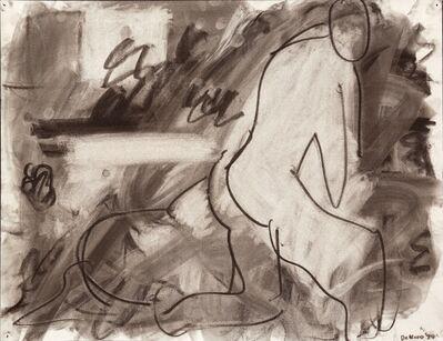 Robert De Niro, Sr, 'Kneeling Nude Figure', 1979