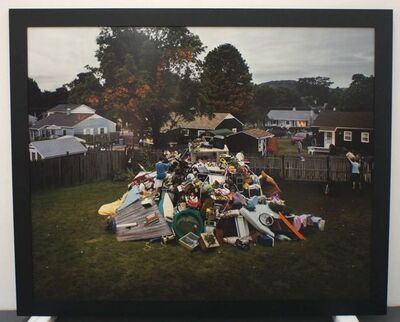 Gregory Crewdson, 'Untitled (Teenage Pile)', 1999