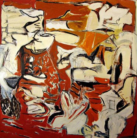 Iris Osterman, 'Red Friday', 2018