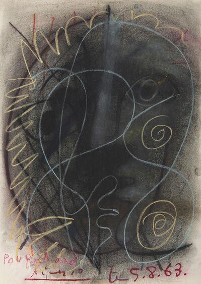 Pablo Picasso, 'Visages', 1963