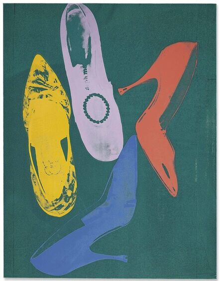 Andy Warhol, 'Diamond Dust Shoes', 1980