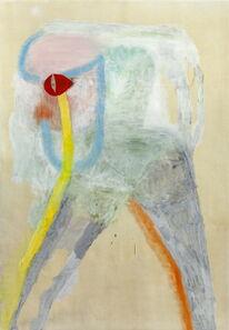 Juan Tessi, 'Dos figuras', 2020
