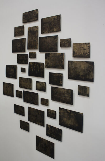 Arturo Hernández Alcázar, 'Estructura vacía / Arquitectura cancelada (Empty Structure / Cancelled Architecture)', 2013