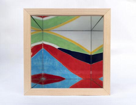 Jim Melchert, 'Mirror Box 4', 2020