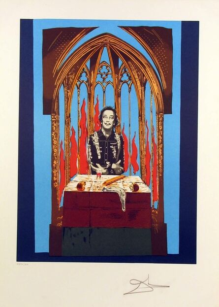 Salvador Dalí, 'Dali's Inferno ', 1978
