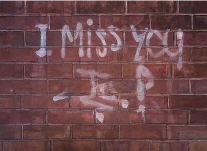 Alex Bierk, 'Miss You', 2020