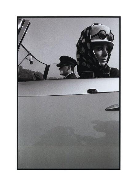 Brian Duffy, 'Town - Jill Kennington', 1965