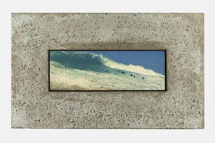 Paul Béliveau, 'Capture: Wave Lumahai Beach 01', 2017
