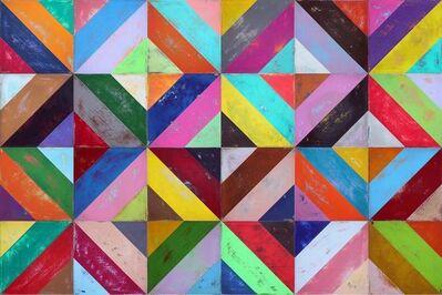 Bradley Narduzzi, 'Four Lines & Square'