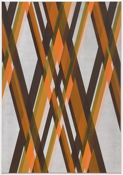 Justin Andrews, 'Dynamic Pattern Refraction (Abstract Painting for JN)', 2020