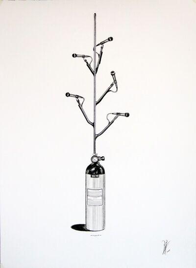 Alexandre Arrechea, 'oxigeno', 2011