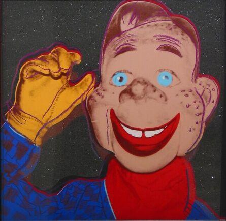 Andy Warhol, 'Howdy Doody  (F. & S. II.263)', 1981