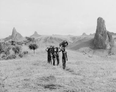 Hector Acebes, 'Landscape, Cameroon', 1953