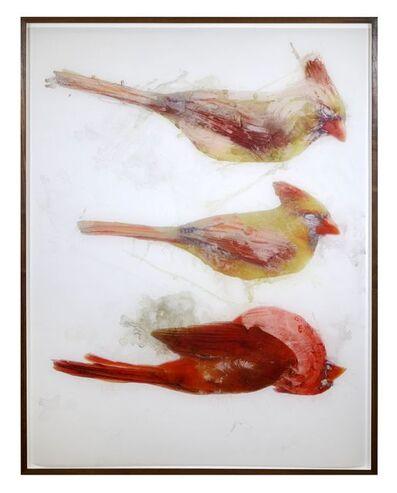 Ida Applebroog, 'Cardinal', 2018